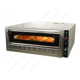Φούρνος Πίτσας Αερίου για 6 Πίτσες 30 εκ. FG6L SERGAS