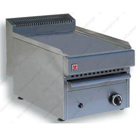 Grill (Γκριλίερα) Αερίου 40.5x63 εκ. T5 NORTH