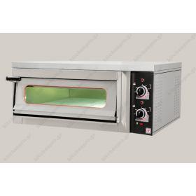 Φούρνος Πίτσας Ηλεκτρικός για 4 Πίτσες 36 εκ. NORTH FR73