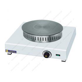 Ηλεκτρική Κρεπιέρα με 1 Πλάκα 35εκ KE1X35 SERGAS