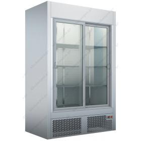 Όρθιο Ψυγείο Συντήρηση 0°C / +10 με Κρυστάλλινη Πόρτα