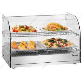 Επιτραπέζια Θερμαινόμενη Βιτρίνα 56x39.5 εκ BARTSCHER, τύπος 305062