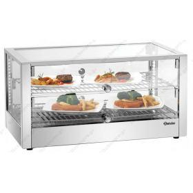 Επιτραπέζια Θερμαινόμενη Βιτρίνα 70x43 εκ BARTSCHER, τύπος 305063