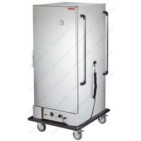 Τροχήλατος Θερμοθάλαμος 10 GN 2/1 & 20 GN 1/1 BQ1N ARISCO