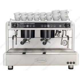 Μηχανή καφέ Espresso με 2 Groups Αυτόματη GALA 2 GR BRASILIA Ιταλίας
