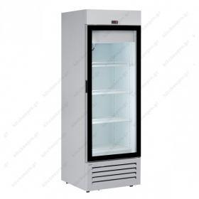 Επαγγελματικό Ψυγείο Βιτρίνα Αναψυκτικών Συντήρηση και Κατάψυξη 73 εκ Πλάτος x 208 εκ Ύψος TENSAI Πορτογαλίας, τύπος CVL70PV