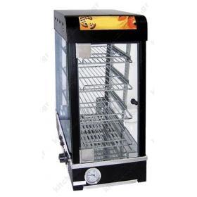Επιτραπέζια Θερμαινόμενη Βιτρίνα 33x49 εκ FRE 809