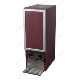 Επαγγελματικό Ψυγείο Συντήρηση Κρασιών για ασκούς  2x20 LT 1250 ITALSTAR