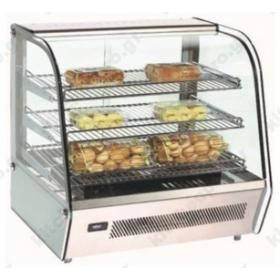 Επιτραπέζια Θερμαινόμενη Βιτρίνα 67,8x58,6 εκ RTR-120L ITALSTAR