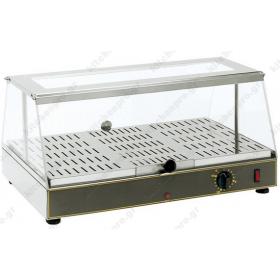 Επιτραπέζια Θερμαινόμενη Βιτρίνα 59x35 εκ. WD100 ROLLERGRILL Γαλλίας