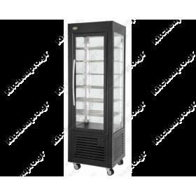 Ψυγείο Βιτρίνα Κατάψυξη Γλυκών - Ζαχαροπλαστικής 60x63x185 εκ. RDN60F ROLLERGRILL Γαλλίας