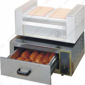 Συρτάρι Θερμοθάλαμος Hot Dog CB20 ROLLERGRILL Γαλλίας