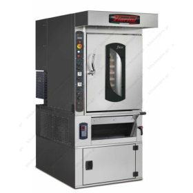 Περιστροφικός Φούρνος Αρτοποιείας & Ζαχαροπλάστικής με Ατμό 12 ταψιά 40x60εκ, τύπος  FLEX, FIORINI Ιταλίας
