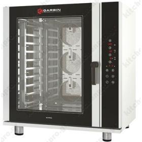 Επαγγελματικός Φούρνος Convection Αρτοποιείας & Ζαχαροπλαστικής (Προγραμματιζόμενος) 10 Ταψιά 40x60 G|PRO 10D GARBIN Ιταλίας