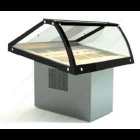 Επαγγελματικό Ψυγείο Βιτρίνα Προβολής Ψαριών (Ψαριέρα) 102x92 εκ