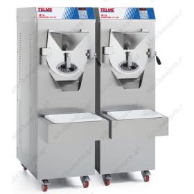 Μηχανή Παραγωγής Παγωτού 70 Λίτρων TELME Ιταλίας Σειρά PROFIGEL 50-70