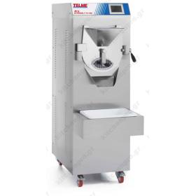 Μηχανή Παραγωγής Παγωτού 70 Λίτρων TELME Ιταλίας Σειρά EXTRAGEL T 50-70