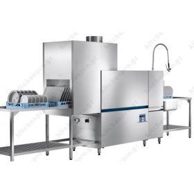 Πλυντήριο Τούνελ 185x78 εκ, 2200 Πιάτα CS-E-A, HOBART Γερμανίας