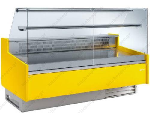 Επαγγελματική Βιτρίνα Συντήρηση για Συσκευασμένα προϊόντα VGR9P INFRICO Ισπανίας