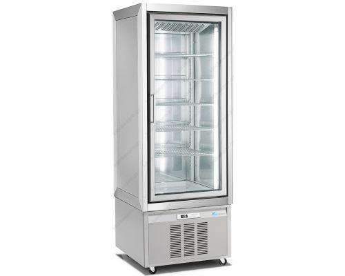 Επαγγελματικό Ψυγείο Βιτρίνα Κατάψυξη Παγωτών - Ζαχαροπλαστικής 70 x 65 x 190 εκ. 3500 LONGONI Ιταλίας