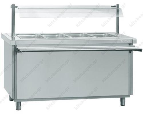 Έπιπλο Κρύων Πιάτων & Σαλατών Self Service 3GN 1/1 INFRICO Ισπανίας