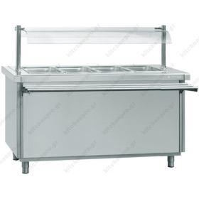 Έπιπλο Self Service Κρύων Πιάτων & Σαλατών 6GN 1/1 INFRICO Ισπανίας