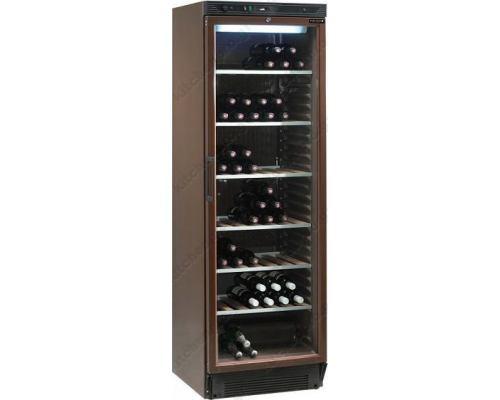 Επαγγελματικό Ψυγείο Συντήρηση & Προβολής Κρασιών 372 Λίτρα CPV 1380M TEFCOLD Δανίας