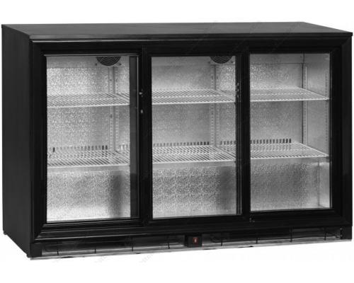 Ψυγείο Back Bar Βιτρίνα με 3 Πόρτες DB300S-3-p TEFCOLD Δανίας