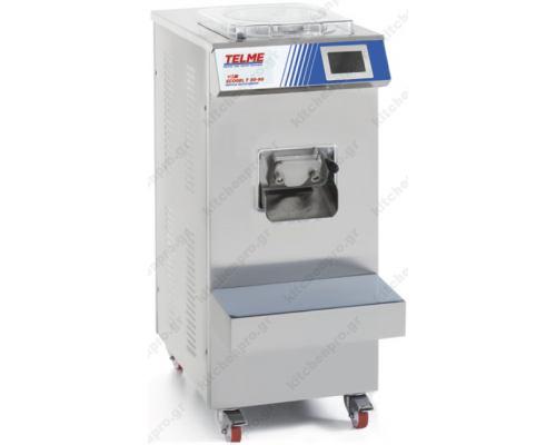 Μηχανή Παραγωγής Παγωτού 90 Λίτρων ECOGEL T 30-90 TELME Ιταλίας