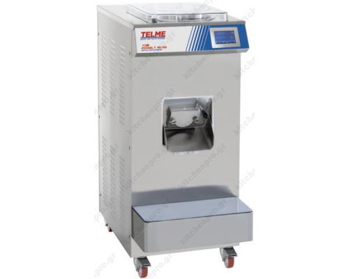 Μηχανή Παραγωγής Παγωτού 120 Λίτρων ECOGEL T 40-120 TELME Ιταλίας