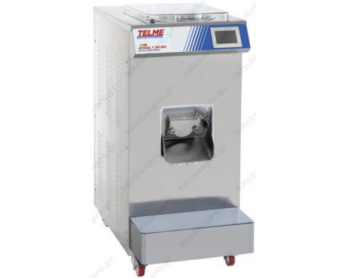 Μηχανή Παραγωγής Παγωτού 160 Λίτρων ECOGEL T 50-160 TELME Ιταλίας