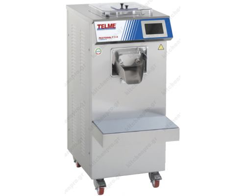 Μηχανή Παστερίωσης & Παραγωγής Παγωτού 10-35 Λίτρων PASTOGEL T 3-6 TELME Ιταλίας
