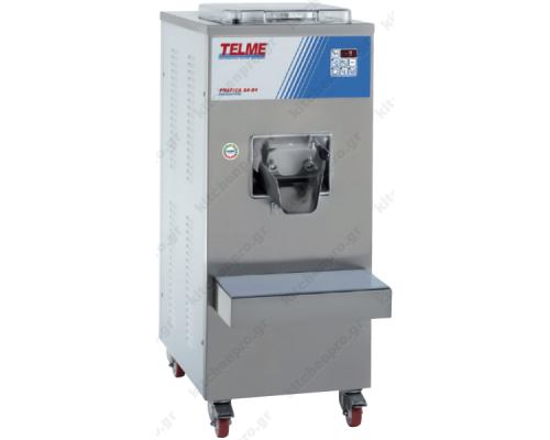 Μηχανή Παραγωγής Παγωτού 75 Λίτρων PRATICA 54-84 TELME Ιταλίας