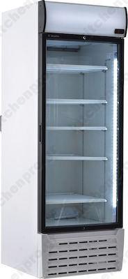 Επαγγελματικό Ψυγείο Βιτρίνα Αναψυκτικών με Μετόπη 69.5 εκ. Πλάτος x 200 εκ. Ύψος SC600 White LED KLIMASAN Πορτογαλίας