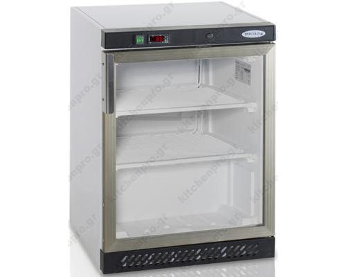 Ψυγείο Βιτρίνα Κατάψυξη Αναψυκτικών 60 x 85 εκ. UF200G-p TEFCOLD Δανίας