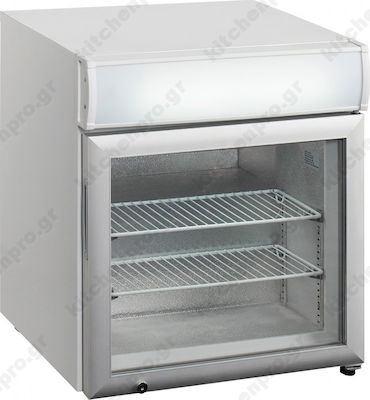Ψυγείο Βιτρίνα Κατάψυξη Αναψυκτικών 57 x 66 εκ. UF50 GCP-p TEFCOLD Δανίας