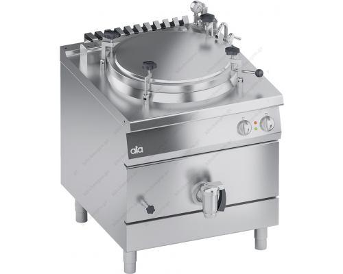 Βραστήρας Αερίου Έμμεσης Θέρμανσης 100 Λίτρων Autoclave 80 x 90 εκ. K4GPIS1011Α ATA srl Ιταλίας