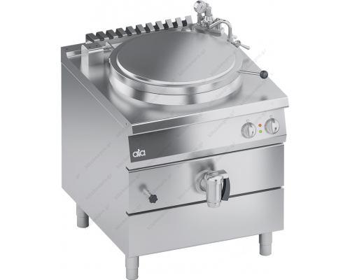 Βραστήρας Αερίου Έμμεσης Θέρμανσης 100 Λίτρων 80 x 90 εκ. K4GPIS1011 ATA srl Ιταλίας