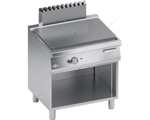 Επαγγελματική Κουζίνα Αερίου Ενιαίας Πλάκας + Ερμάριο S700 80 x 70 εκ. K7GTP10VV ATA srl Ιταλίας