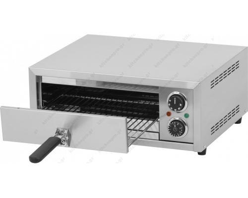 Φούρνος Πίτσας Ηλεκτρικός 1 Πίτσα 33 εκ. FP-36 RM GASTRO Τσεχίας