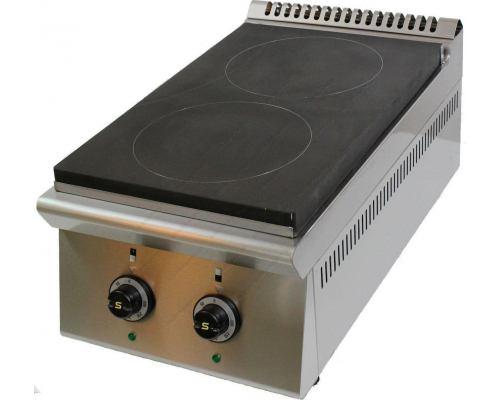 Ηλεκτρική Εστία με Εννιαία Πλάκα FC2ES7 SERGAS