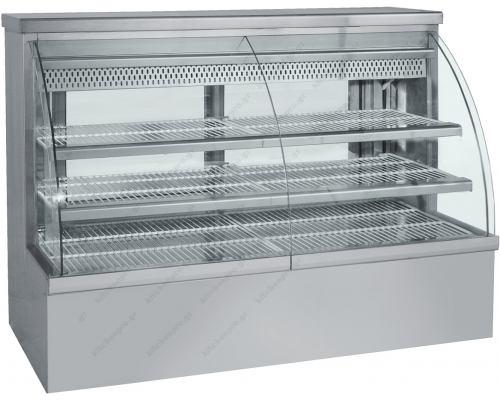 Επαγγελματικό Ψυγείο Βιτρίνα Συντήρησης Ζαχαροπλαστικής 148 x 83 εκ. Z148 BAMBAS Ελλάδος