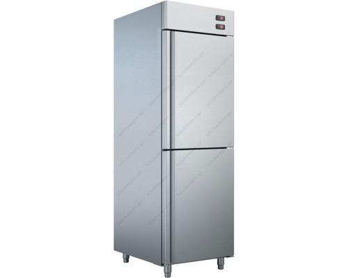 Επαγγελματικό Ψυγείο Θάλαμος 2 Θερμοκρασιών Συντήρηση - Κατάψυξη USK70 BAMBAS Ελλάδος