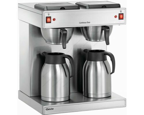 Μηχανή Καφέ Φίλτρου Διπλή CONTESSA DUO 1002 BARTSCHER Γερμανίας