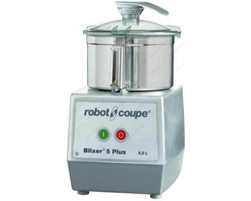 Πολτοποιητής & Cutter 5.5 lt 2 Tαχύτητες BLIXER 5 PLUS ROBOT COUPE Γαλλίας