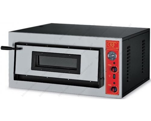 Φούρνος Πίτσας Ηλεκτρικός 4 Πίτσες Ø30 εκ. E4 GGF Ιταλίας