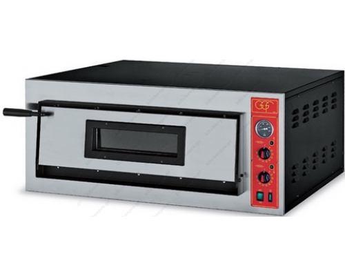 Φούρνος Πίτσας Ηλεκτρικός 6 Πίτσες Ø36 εκ. F72/6 GGF Ιταλίας