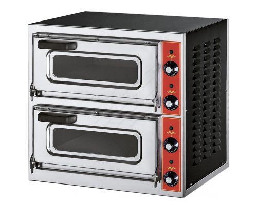 Φούρνος Πίτσας Ηλεκτρικός 2 Πίτσες Ø40 εκ. MICRO 2V GGF Ιταλίας