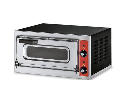 Φούρνος Πίτσας Ηλεκτρικός 1 Πίτσα Ø40 εκ. MICRO H18 GGF Ιταλίας
