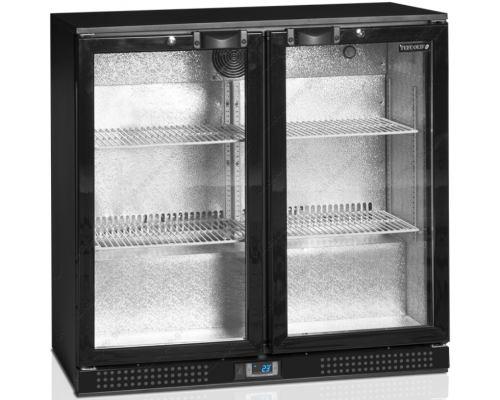 Ψυγείο Back Bar Βιτρίνα με 2 Πόρτες DB200H-i TEFCOLD Δανίας